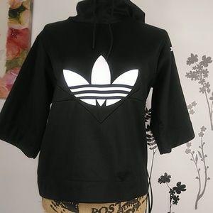 adidas Jackets & Coats - Adidas women's sweater Xsmall